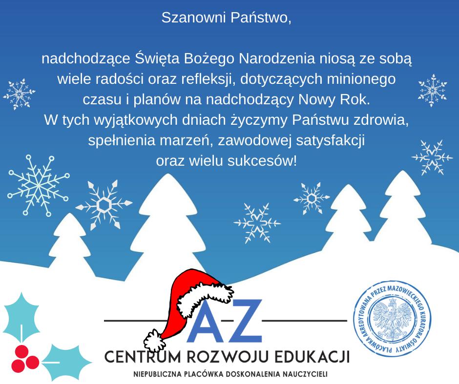 Udanych świąt od A do Z!